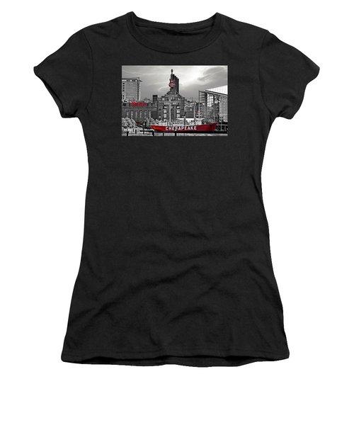 Inner Harbor Women's T-Shirt (Athletic Fit)