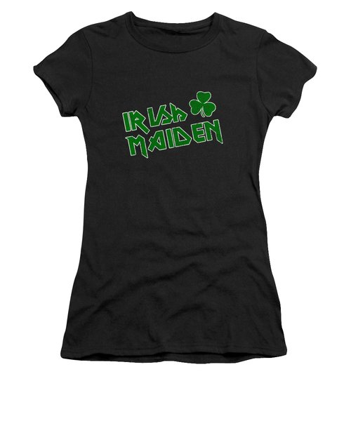 Irish Maiden Vintage Women's T-Shirt