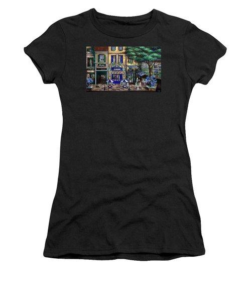 Italian Cafe Women's T-Shirt