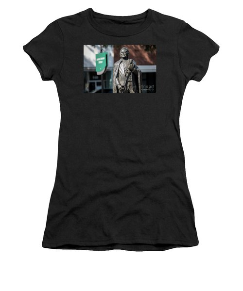 James Brown Statue - Augusta Ga Women's T-Shirt