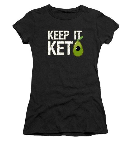 Keep It Keto Women's T-Shirt