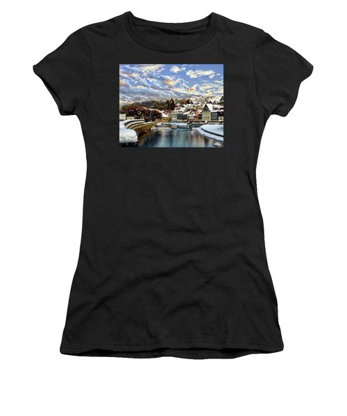 Kronach Winter Scene Women's T-Shirt