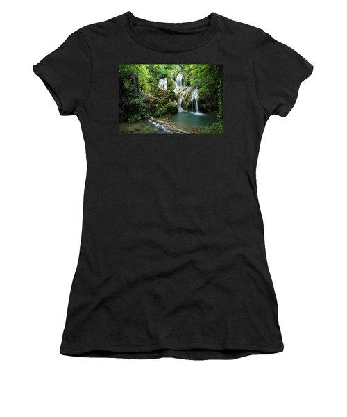 Krushunski Waterfalls Women's T-Shirt