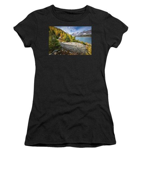 Lake Magog Boulder Women's T-Shirt
