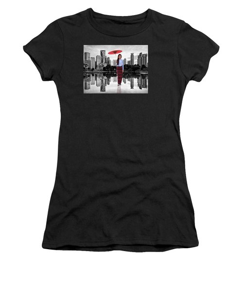 Let The City Be Your Stage Women's T-Shirt