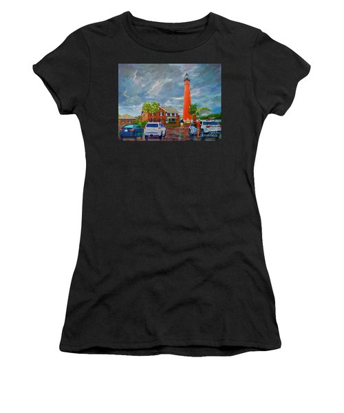 Lightning And The Light Women's T-Shirt