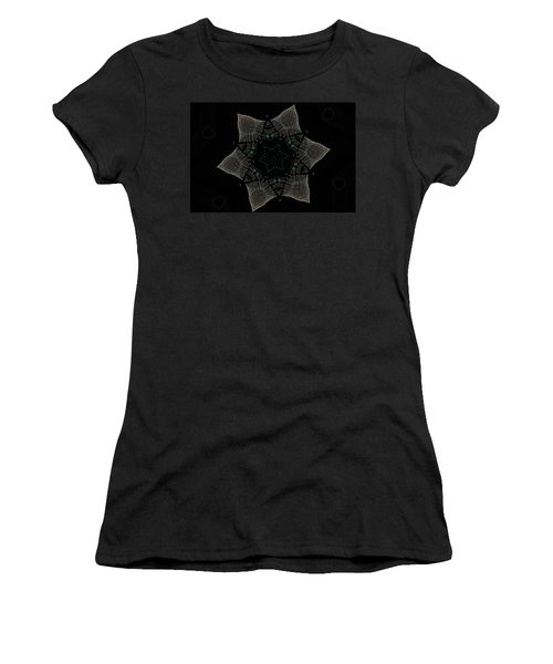 Lights Within A Star Women's T-Shirt (Athletic Fit)
