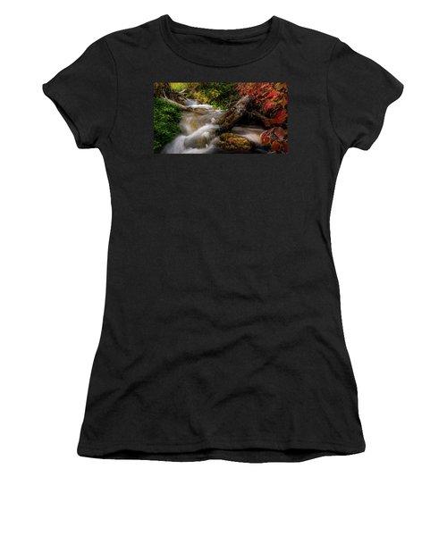 Little Deer Creek Autumn Women's T-Shirt