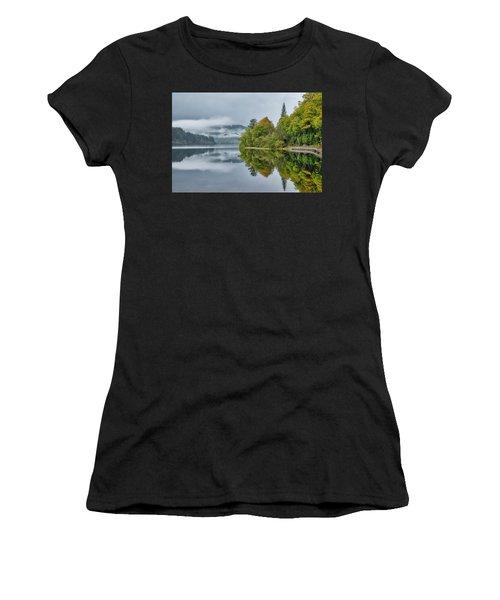 Loch Ard In Scotland Women's T-Shirt