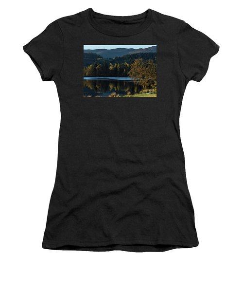 Loch Ard Reflections Women's T-Shirt