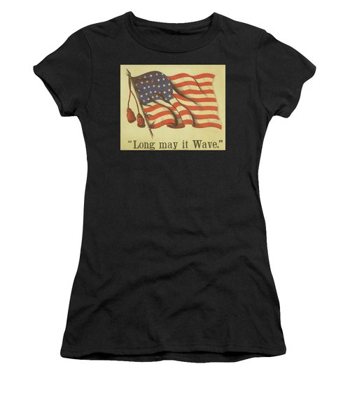 Long May It Wave Women's T-Shirt