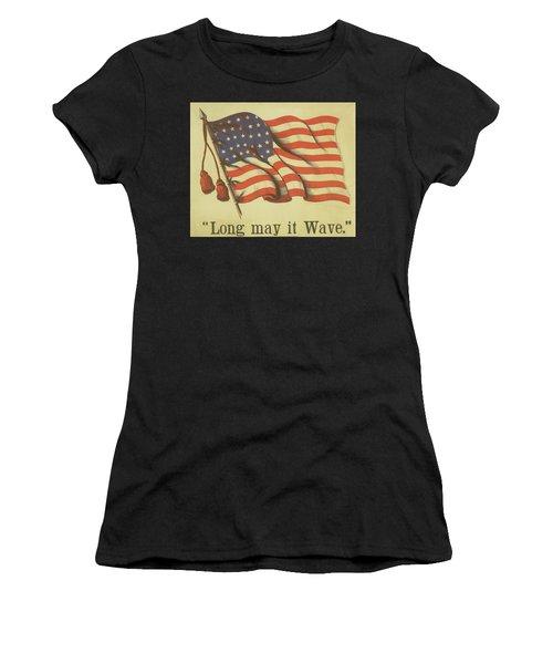Long May It Wave Women's T-Shirt