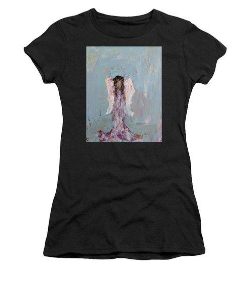 Lovely Angel  Women's T-Shirt