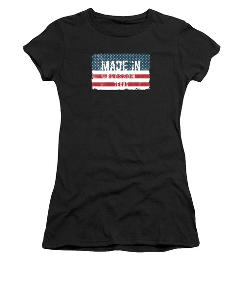 Made In Blossom, Texas Women's T-Shirt
