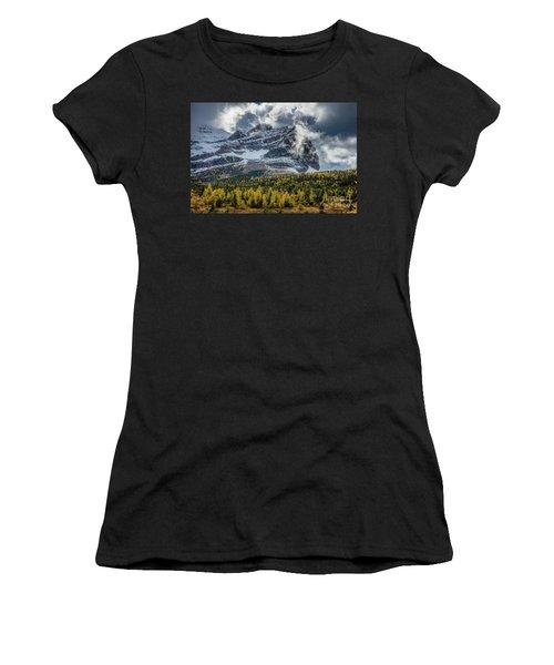 Magical Mountain Clouds Women's T-Shirt