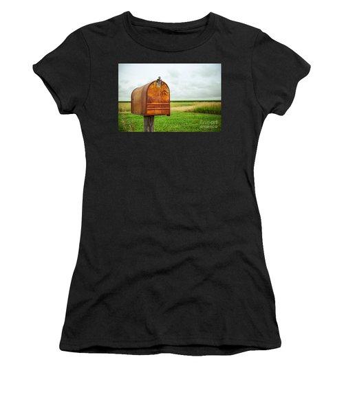 Mailbox  Women's T-Shirt
