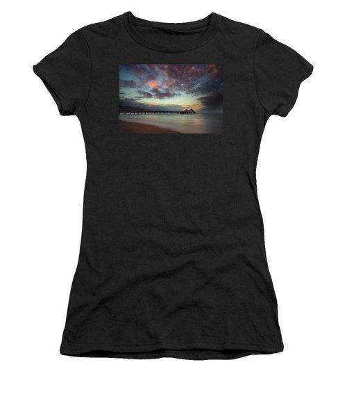Malibu Pier IIi Women's T-Shirt