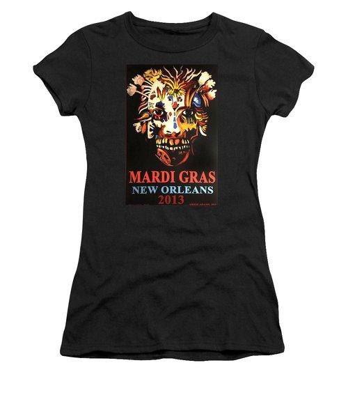 Mardi Gras Spirit 2013 Women's T-Shirt