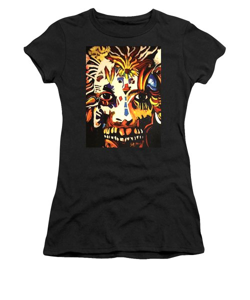 Mardi Gras Spirit 2013 Women's T-Shirt