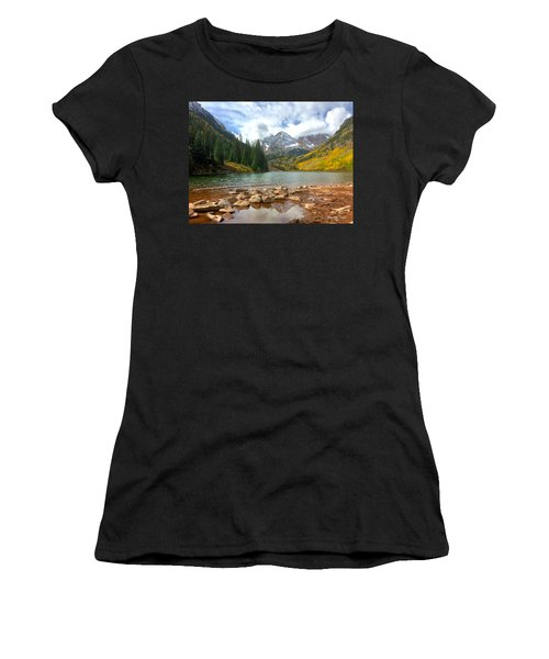 Maroon Bells Women's T-Shirt