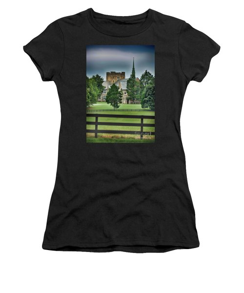 Mary Hall, Berry College Women's T-Shirt