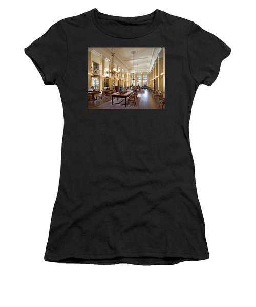 Members' Reading Room Women's T-Shirt