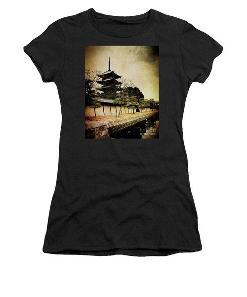 Memories Of Japan 4 Women's T-Shirt