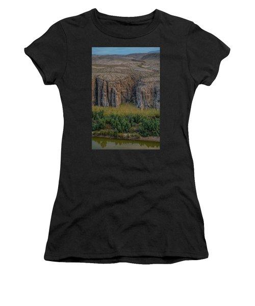 Mexican Box Canyon Women's T-Shirt