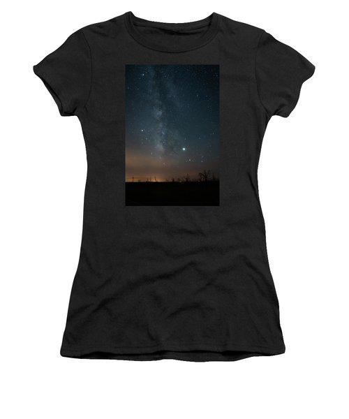 Milky Mesa Women's T-Shirt