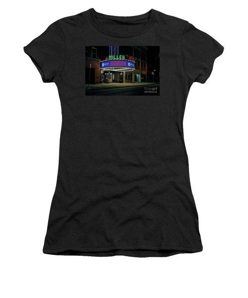 Miller Theater Augusta Ga Women's T-Shirt