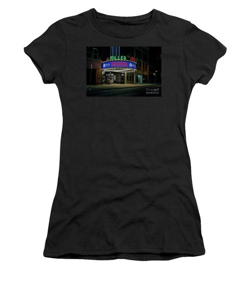 Miller Theater Augusta Ga Women's T-Shirt