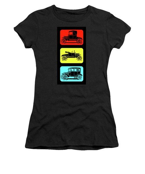 Model T Ford Triple Women's T-Shirt