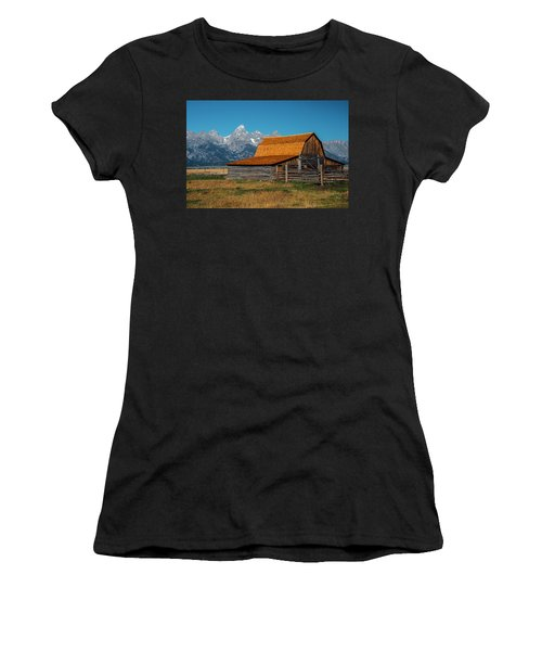 Mormons Barn 3779 Women's T-Shirt