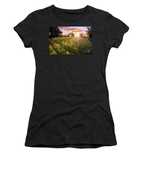 Morning In Napa Women's T-Shirt