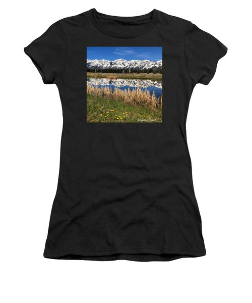 Mountain Reflection Women's T-Shirt