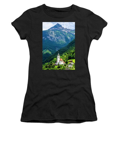 Mountainside Church Women's T-Shirt