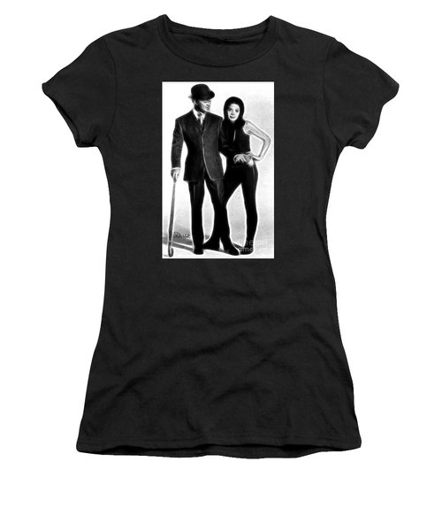 Mrs. Peel, We're Needed Women's T-Shirt (Athletic Fit)