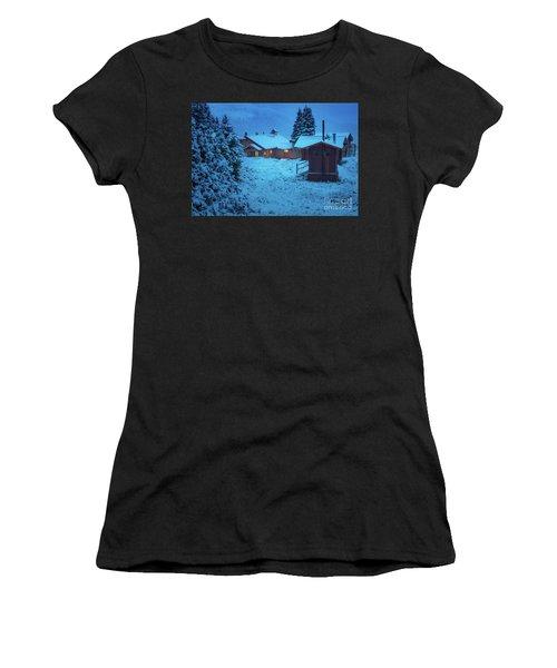 Mt Assiniboine Lodge Women's T-Shirt