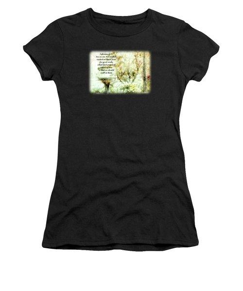 My Cup Overflows 2 - Verse Women's T-Shirt