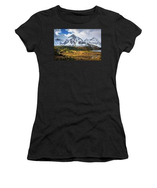 Naiset Point Women's T-Shirt