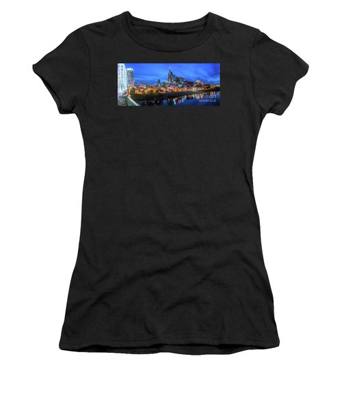 Nashville Night Women's T-Shirt