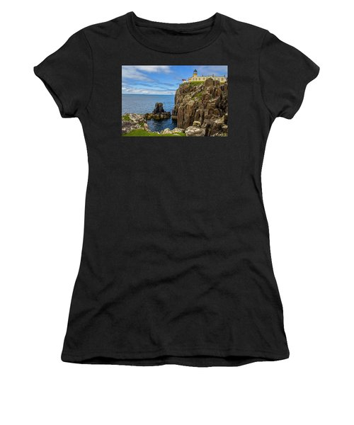 Neist Point Lighthouse Women's T-Shirt