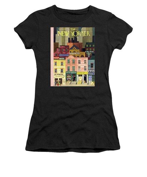 New Yorker April 6th 1946 Women's T-Shirt