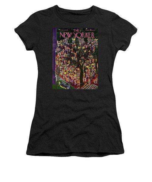 New Yorker August 7th 1943 Women's T-Shirt
