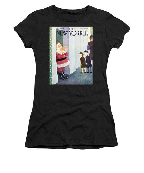 New Yorker December 14th 1946 Women's T-Shirt