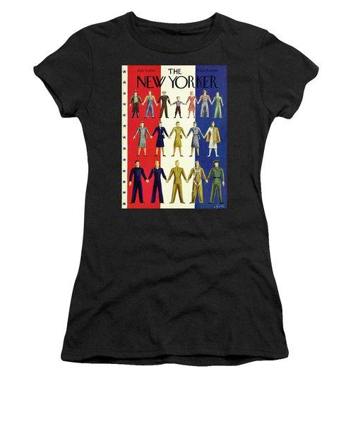 New Yorker July 3rd 1943 Women's T-Shirt