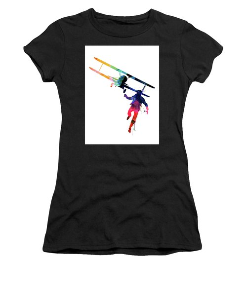North By Northwest Watercolor Women's T-Shirt