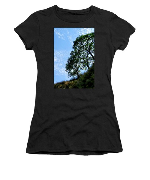 Oaks And Sky Women's T-Shirt
