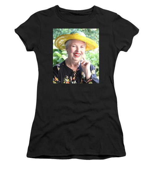 Oil Painting Of Mother Women's T-Shirt