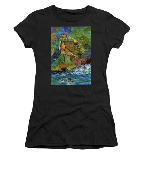 Old Point Loma Lighthouse Women's T-Shirt